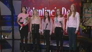 Want A Choir To Serenade Your Valentine? [Video]