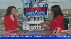As Trump Plans To Make 'Major Announcement' On Shutdown, LMU Professor Weighs In [Video]