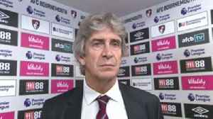 Pellegrini: We couldn't score! [Video]