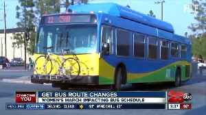 GET Bus route change [Video]