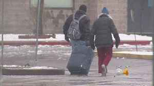 Denver Rescue Mission Aims To Help Homeless In 'Share The Warmth' Campaign [Video]