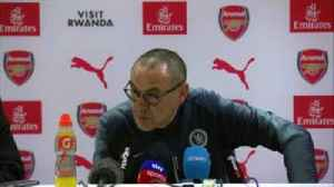 Sarri: Chelsea players 'difficult to motivate' [Video]