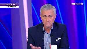 Mourinho says his best only comes when he's 'very happy' [Video]