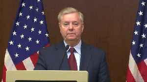 Senator Graham warns rapid U.S. withdrawal from Syria could create