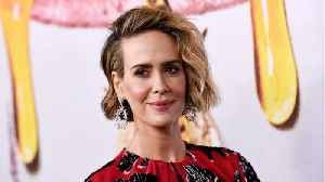 News video: Sarah Paulson Revealed She Does Not Watch The Films And Shows She Stars In