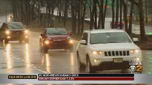 Pittsburgh Weather: Road Crews Change Plans As Rain Falls Instead Of Snow [Video]