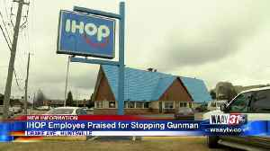 Friends and Customers Praise Actions of IHOP Employee [Video]