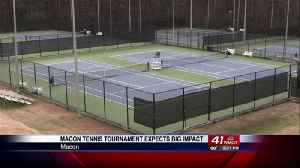 John Drew Smith Tennis Center expects economic impact for Bibb County due to Southern Winter Tournam [Video]