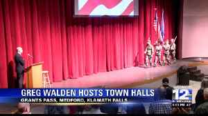 Greg Walden Reflects on Town Halls [Video]