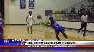 Pass Christian's Cayla Obillo nominated for McDonald's All American roster [Video]