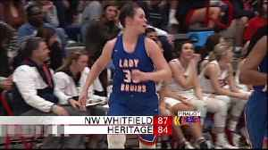 NW Whitfield beats heritage [Video]