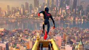 'Spider-Man: Into The Spider-Verse' Likely Animated Oscar Fave After Win [Video]