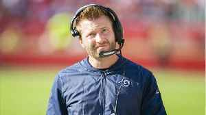 Sean McVay Is 32, And Is One Game From the Super Bowl [Video]