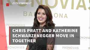 Chris Pratt And Katherine Schwarzenegger Are Already Moved In Together [Video]