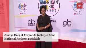 Colin Kaepernick Fans Hassle Gladys Knight About Super Bowl National Anthem [Video]