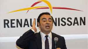 Ghosn May Have Had Questionable Ethics [Video]