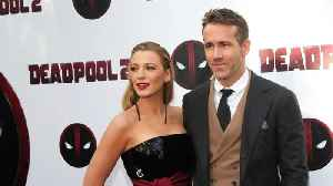 Ryan Reynolds Thanks Beijing For Choosing To Show His Movie In China [Video]