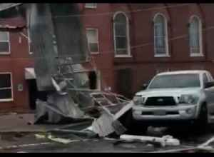 Tornado Rips Through Wetumpka, Causes Extensive Damage [Video]