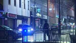 News video: Two arrested over Northern Ireland carbomb