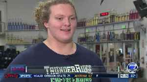 ThunderRidge Cheer wins first state title, now prepares for national competition [Video]