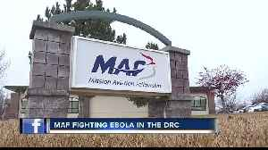 Idaho non-profit helps fight Ebola outbreak in the Congo [Video]