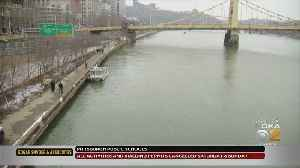 Male Rescued From River In Downtown Pittsburgh [Video]