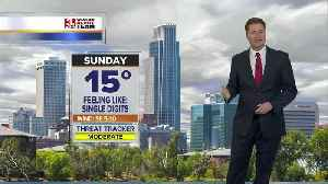 Mark's Sunday Forecast [Video]