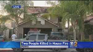 2 Manage To Escape But 2 Dead In Perris House Fire [Video]