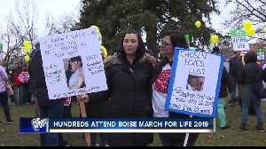 March for Life Idaho [Video]