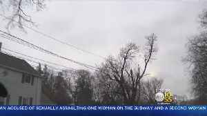 Snow Begins Falling In New Jersey [Video]