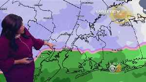 Storm Not Bringing Much Snow, But Flooding From Rain Likely [Video]