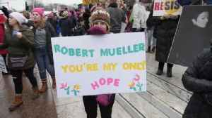 News video: Thousands of women march in protest of the President