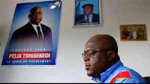 Tshisekedi declared DR Congo's president, but runner-up revolts [Video]