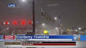 Snow Causing Issues For Cranberry Township [Video]