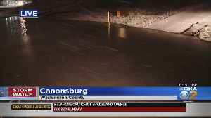 Flooding Also Hitting Parts Of Canonsburg [Video]