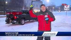 This is why ice accretion is a concern Sunday for parts of Massachusetts [Video]