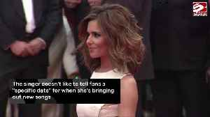 Cheryl to release new song in March [Video]