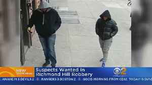 Video Released Of Suspects In Violent Queens Robbery [Video]