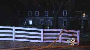 1 Dead Following House Fire In Chestnut Hill: Officials [Video]