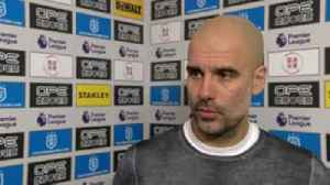 Pep reflects on City's dominant win [Video]