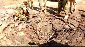 News video: 52 al-Shabab fighters killed in Somalia air attack: US military