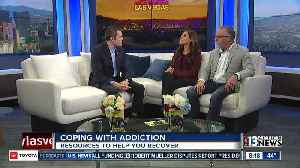 Coping with addiction [Video]