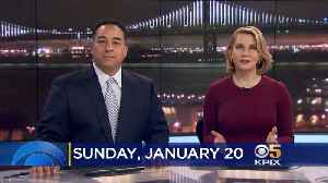 KPIX Sunday Morning News Wrap [Video]