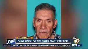 Police searching for missing Del Mar man [Video]