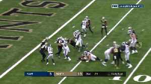 Todd Gurley corkscrews into the end zone for key TD [Video]