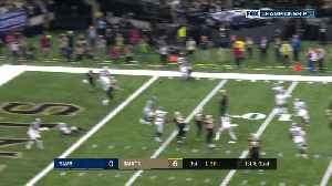 Drew Brees' best throws against the Rams | NFC Championship [Video]