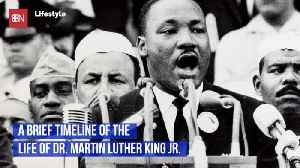 The Amazing Accomplishments Of Martin Luther King Jr. [Video]