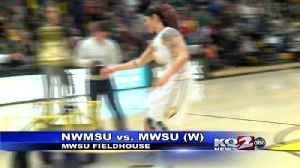 lady griffons beat bearcats [Video]