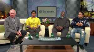 For The Record: Camille Carter, President of the Madison Black Chamber of Commerce [Video]
