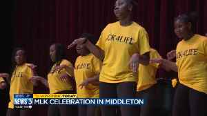 MLK event in Middleton celebrates progress, addresses racism [Video]